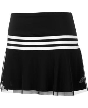 adidas Big Girls Striped Sporty Skort