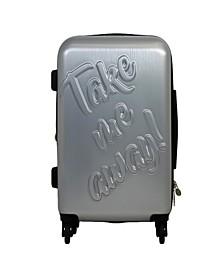 """Take me Away 29"""" Spinner Suitcase"""