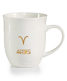 Tri-Coastal Design Aries Zodiac Mug