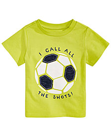 First Impressions Baby Boys Soccer T-Shirt, Created for Macy's