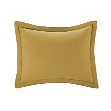 Colors All Natural Cotton Pillow Sham, Standard