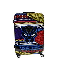 """FUL Marvel Black Panther Tribal Art 29"""" Hardside Spinner Suitcase"""