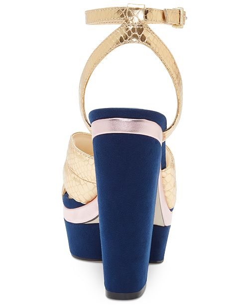 a532a609aeb Jessica Simpson Lavada Dress Sandals   Reviews - Sandals   Flip ...