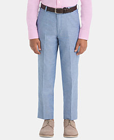 Lauren Ralph Lauren Big Boys Cotton Dress Pants