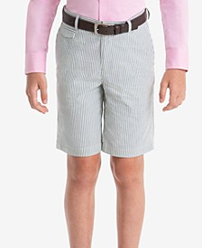 로렌 랄프로렌 보이즈 반바지 Lauren Ralph Lauren Big Boys Cotton Shorts,Blue