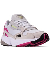 los angeles bae65 53c7f adidas Women s Originals Falcon Casual Sneakers from Finish Line