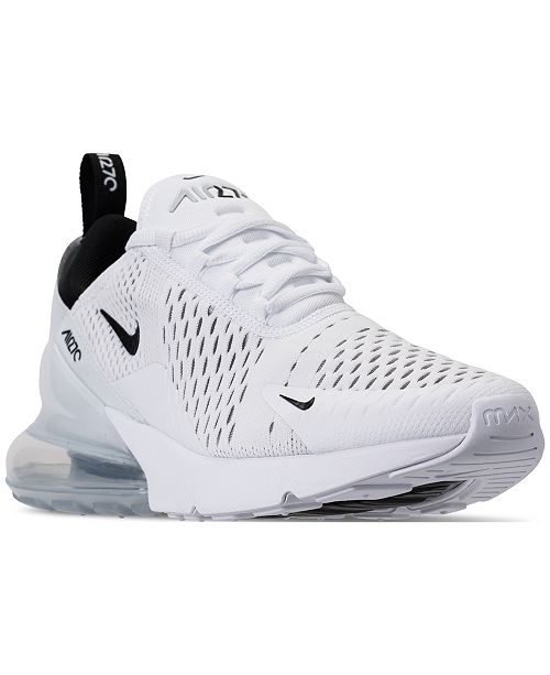 Nike Men s Air Max 270 Casual Sneakers from Finish Line   Reviews ... 224a25c7e