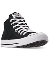 Converse Women s Chuck Taylor Madison Mid Casual Sneakers from Finish Line 087b6cff1
