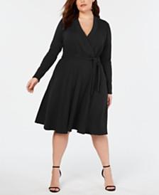 Rebdolls Striped Midi Dress