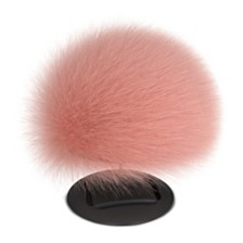 Tzumi Nuckee Trends Pom Pom Phone Grip