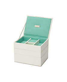 Mini Stackable Jewelry Tray Set
