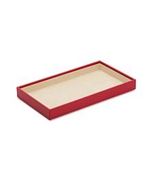 "1.5"" Black Standard Jewelry Tray"