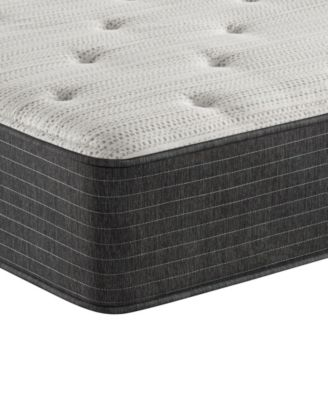 """BRS900-TSS 12"""" Plush Tight Top Mattress - Twin, Created For Macy's"""