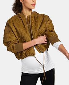 BB Dakota Maternity Quilted Jacket
