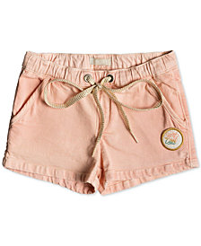Roxy Little Girls Denim Shorts