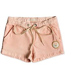 Roxy Little Girls Denim Shorts