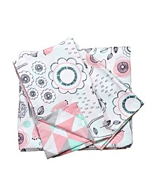 3 Piece Full-Queen Duvet Set - Sparrow