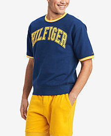 Tommy Hilfiger Men's Alma Mater Graphic Sweater, Created for Macy's