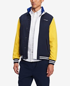 Tommy Hilfiger Men's Coastal Yacht Jacket, Created for Macy's