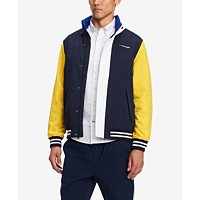 Deals on Tommy Hilfiger Mens Coastal Yacht Jacket