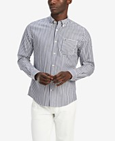 0a98fc8c1af3 Tommy Hilfiger Mens Casual Button Down Shirts   Sports Shirts - Macy s