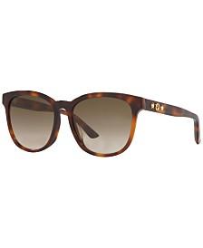Gucci Sunglasses, GG0232SK 56