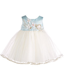 Bonnie Baby Baby Girls Ballerina Dress