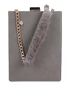 Céline Dion Collection Leather-Like Resonnance Shoulder Bag