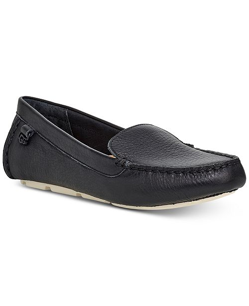 36fc7d241e1 UGG® Women s Flores Flats   Reviews - Flats - Shoes - Macy s
