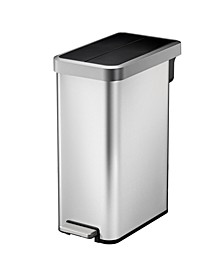 EcoFly II Big Lid 45L Trash Can