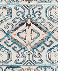 """Notting Hill NHL-2308 Teal 18"""" Square Swatch"""