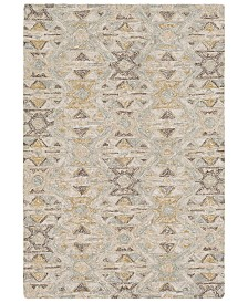 Surya Robin RBI-1007 Sea Foam 2' x 3' Area Rug