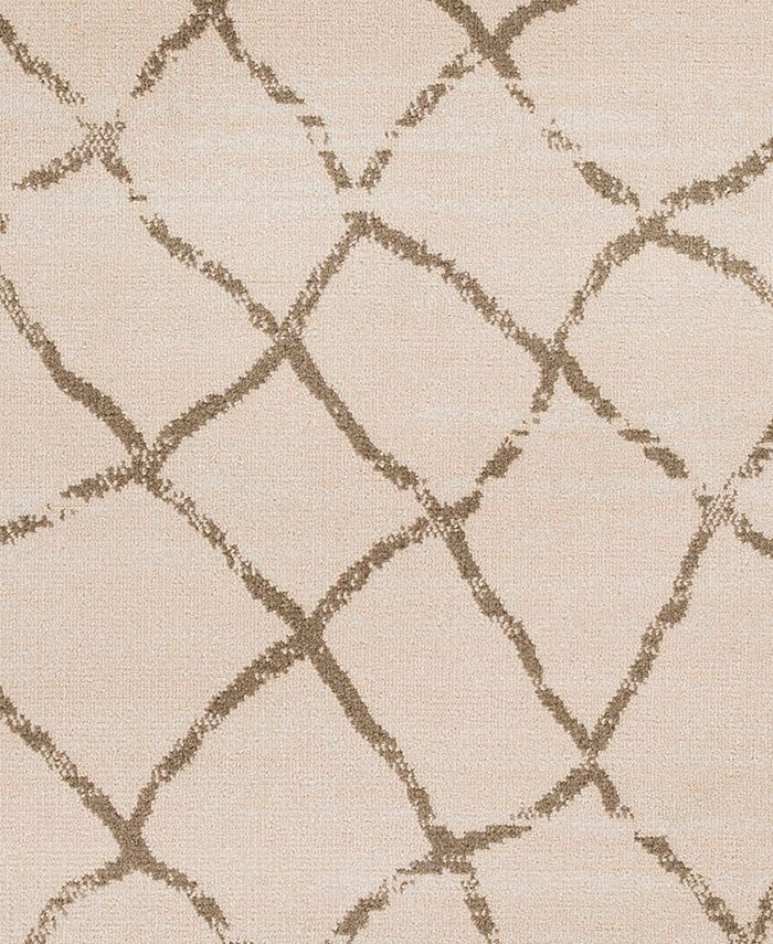 """Abbie & Allie Rugs - Oslo OSL-2311 Camel 18"""" Square Swatch"""