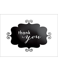 Banner Thank You Note Boxed Cards