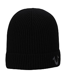 Ribbed Knit Watchcap