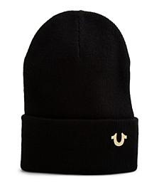 Horseshoe Badge Watchcap
