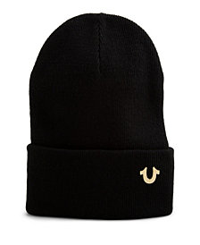 Horseshoe Badge Watchcap
