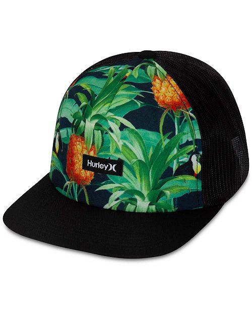Hurley Men's Printed Hat