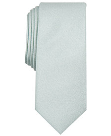 Bar III Men's Valley Solid Skinny Tie, Created for Macy's