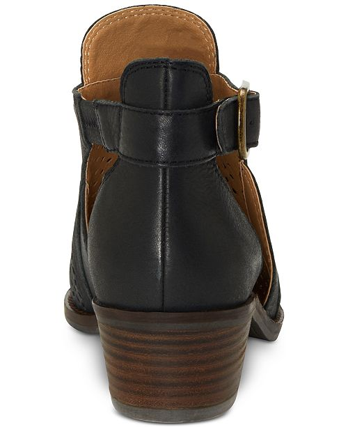 c82966c4bd0 Lucky Brand Women s Fillian Booties   Reviews - Boots - Shoes - Macy s