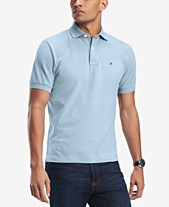 b6c3f031e Tommy Hilfiger Men's Classic-Fit Ivy Polo, Created for Macy's