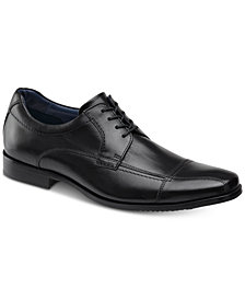 Johnston & Murphy Men's Rollins Cap-Toe Oxfords