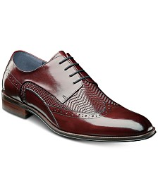 Stacy Adams Maguire Wingtip Oxfords
