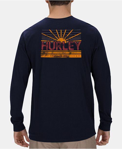 Hurley Men's Setter Graphic T-Shirt