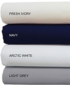 144 Thread Count 100% Cotton 4 Piece Bedsheet Set - Queen