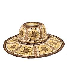 Peter Grimm Fergie Wide Brim Sun Hat