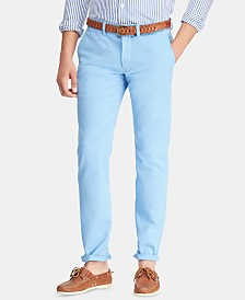 Polo Ralph Lauren Men's Big & Tall Classic Fit Chino Pants