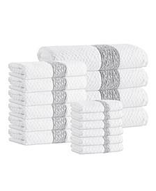 Anton 16-Pc. Turkish Cotton Towel Set