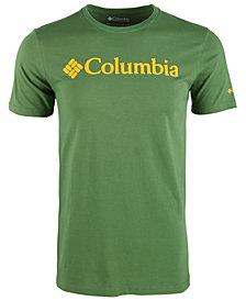 Columbia Men's Fundamentals Logo Graphic T-Shirt