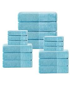 Incanto 16-Pc. Turkish Towel Set